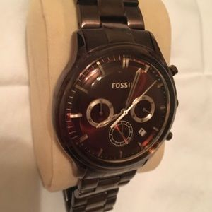 Fossil Chocolate Brown Watch